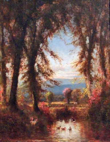 (Thomas) Worthington Whittredge